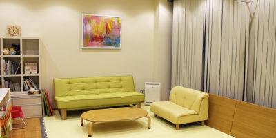 院内施設(休憩・搾乳など)