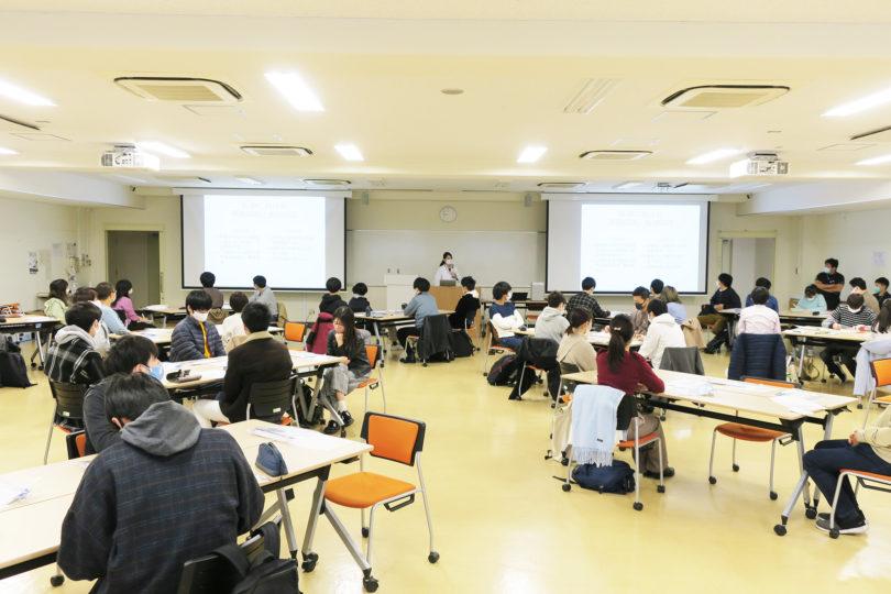 医学科2年生講義「プロフェッショナリズムⅡ」(1日目) 開催