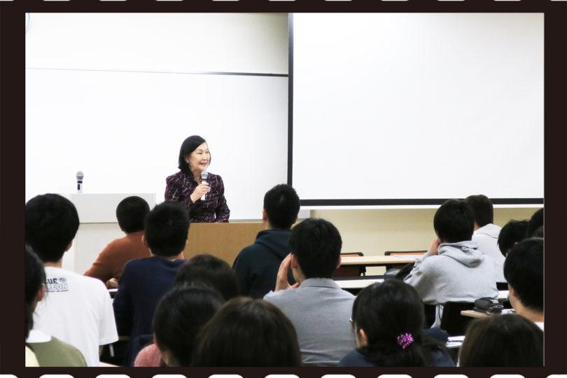 令和2年度 医学科1年対象:プロフェッショナリズムⅠ 講義(3日目)